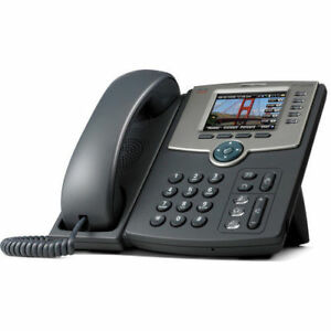 Cisco SPA525G2 5-Line Business IP Phone SIP POE Color Display VoIP Telephone