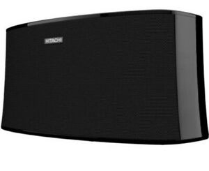 Hitachi W200 L Model Smart Wi-Fi Wireless Speaker - BLACK