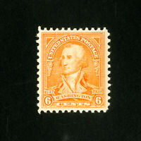 US Stamps # 711 Superb Choice