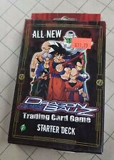 Dragon Ball Z Trading Card Game Starter Deck 2005 Sealed New