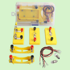 1set physics electrical experimental equipment tools box teaching equipmenT