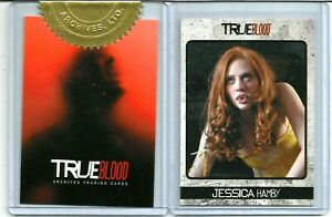 True Blood Archive  Edition Case Topper Card CT1  + Promo FREE S/H