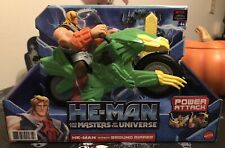 He-Man and The Masters of the Universe Power Attack Ground Ripper! Netflix CGI