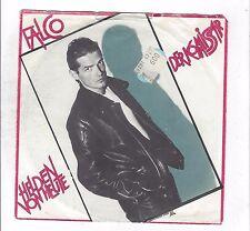 Falco 1982 : Der Kommissar  + Helden von Heute  - Gebrauchte   Single  - vinyl