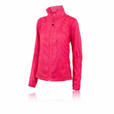 Pure Lime Ultra Lite Womens Pink Running Training Sports Gym Fitness Jacket