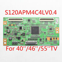 Original  Tcon Board S120APM4C4LV0.4 FOR 40'' 46'' 55''TV fr Samsung UN55D6000SF