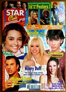 STAR CLUB N°197 (04/2004) : FICHES + POSTERS EVANESCENCE, LORIE & KYO [TTBE]