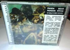PANDA BEAR Person Pitch (Rare 2007 Paw Tracks CD) SEALED! New! ANIMAL COLLECTIVE