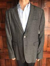 9d0d8bfc972106 Ted Baker London Size 7 Mens Trim Fit Dark Gray Sportscoat New  495
