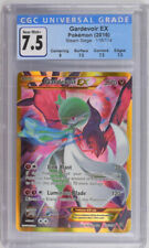 Pokemon CGC 7.5 Gardevoir EX 116/114 Steam Siege PSA 8