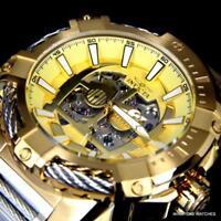 Invicta Star Wars C3PO Bolt Gold Plated Steel NH70 Automatic Ltd Ed Watch New