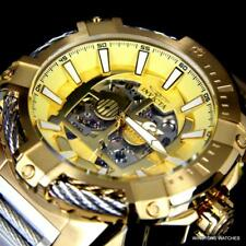 Invicta Star Wars C3PO Bolt Gold Plated Steel NH70 Automatic Ltd Ed Watch New