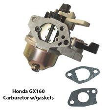 Honda GX160 5.5HP Replacement Quality Carburetor w/ Choke lever 16100-ZH8-W61