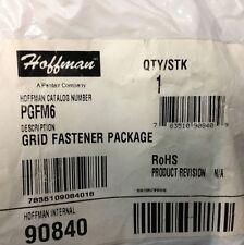 Hoffman PGFM6 Grid Fastener Package