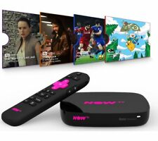 NOW TV Smart Box with 4K & Voice Search - 4 NOW TV Pass Bundle - Currys