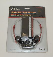 Ima Stereo Am/Fm/Fm Stereo Radio Receiver New in Package