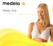 Medela Sleep Bra, Size Small, White, New in Original Plastic Carrier