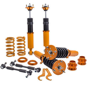 Coilover Spring Lowering Shock Kits For BMW Z4 E85 2002 2003 2004 2005 2006 2008