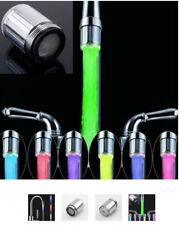 Accessori Miscelatore LED per Rubinetto -  Cromoterapia - 7 Colori