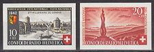 Schweiz Mi.Nr. 410-411 postfrisch Mi.Wert 60€ (6544)