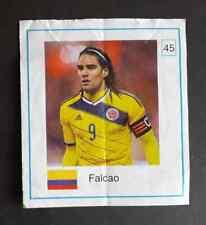 FALCAO Colombia schewing gum wrapper RARE