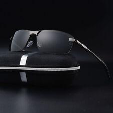 Mens Polarized Driving Outdoor Sports Sunglasses Fashion Polarized Sun Glasses B