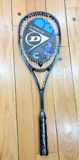 Dunlop Biomimetic Pro Gt-X 130 Squash Carbon Racquet New !