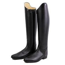 New Without Box Cavallo Grand Prix Pro Equestrian Riding Boots in Black -Bbr1254