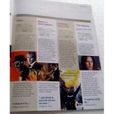 "2003 SINGAPORE AIRLINES Krisworld Inflight Entertainment Magazine "" Daredevil """