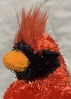 Crooner Cardinal Red Bird Ty Beanie Babies Baby Bird