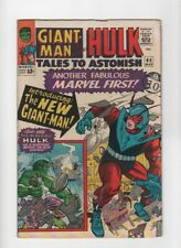 Tales to Astonish Giant-Man and The Incredible Hulk Mar No. 65