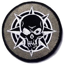 CF KILL ICON U.S. ARMY USA TACTICAL MORALE BADGE MILITARIA HOOK & LOOP PATCH -01