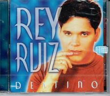 REY RUIZ  DESTINO   BRAND NEW SEALED      CD