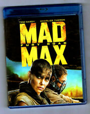 Mad Max: Fury Road (Blu-ray Disc, 2015, +DVD )Tom Hardy