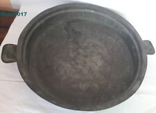 Antique Large Water Tray Copper Middle East Holy Land Home Decorative