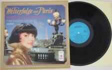MIREILLE MATHIEU Welterfolge Aus Paris LP Vinyl AMIGA Chanson * TOP