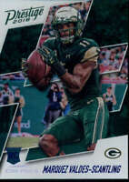 2018 Panini Prestige XTRA Points Blue #298 Marquez Valdes-Scantling Packers