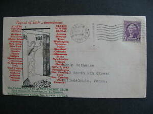 USA Alden cachet club repeal of 18th amendment cover, interesting check it out!