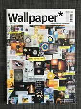 Wallpaper Magazine, Issue 242, Ltd Edition Cover : Olafur Eliasson, May 2019