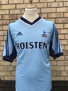 Brand New Tottenham Hotspur Adidas Retro Away Shirt Argentinian Blue Size L