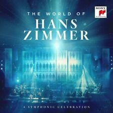 "The World of Hans Zimmer: A Symphonic Celebration - Hans Zimmer (12"" Album Box"