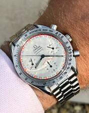 Omega Speedmaster Checkered Dial Men's Schumacher Limited Edition watch + Box