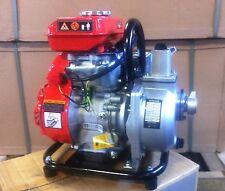 "Petrol 4 Stroke Water Pump Millers Falls 1"" Portable Pump"
