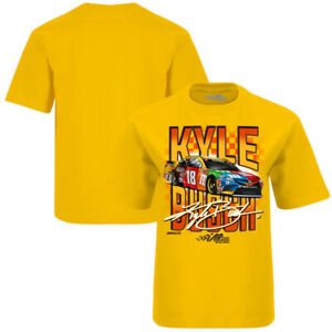 Kyle Busch # 18 Nascar 2021 M&M Blister Youth T-shirt , X-Large