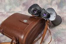 NIKON Nippon Kogaku 7x50 7.3 degree Tropical Binoculars Field Glasses + case