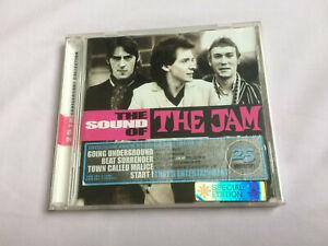 THE JAM - THE SOUND OF THE JAM - CD ALBUM ( 2002 ) Compilation / Special Edition