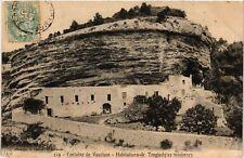 CPA   Fontaine de Vaucluse - Habitations de Troglodytes modernes    (512141)