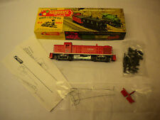 """ROUNDHOUSE H O SCALE ELECTRIC DIESEL ALCO RS-3 DIESEL 2393 MKT """"KATY"""""""
