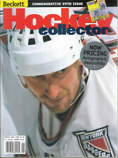 WAYNE GRETZKY BECKETT HOCKEY MAGAZINE MARK PARRISH MIKE DUNHAM KEITH TKACHUK 99