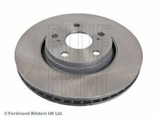 BLUE PRINT BRAKE DISCS FRONT PAIR FOR A TOYOTA AURIS HATCHBACK